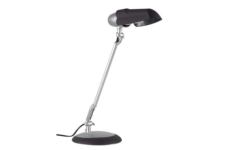 Paulmann Stolní lampa Hood 1x úsporná (vč.zdroje) tmavě fialová (P 70246)