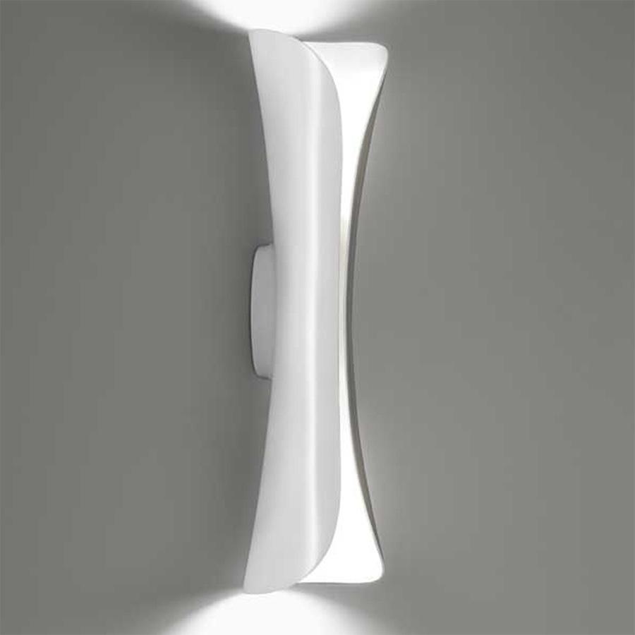 Nástěnné světlo Artemide Cadmo parete bílé 1372020A