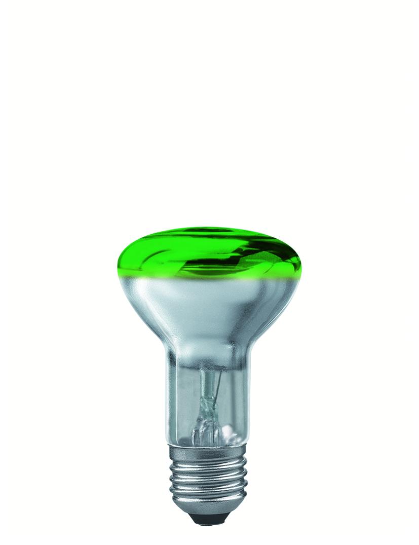 Paulmann Reflektorová žárovka 40W zelená 23043