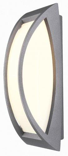 BIG WHITE Venkovní svítidlo MERIDIAN ii nástěnná kamená šedá (LA 230445)