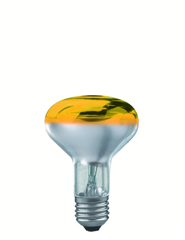 Paulmann Reflektorová žárovka 60W žlutá 25062