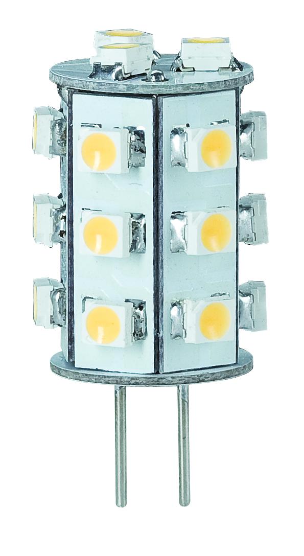 Paulmann LED žárovka 1W G4 teplá bílá 3000K 28091