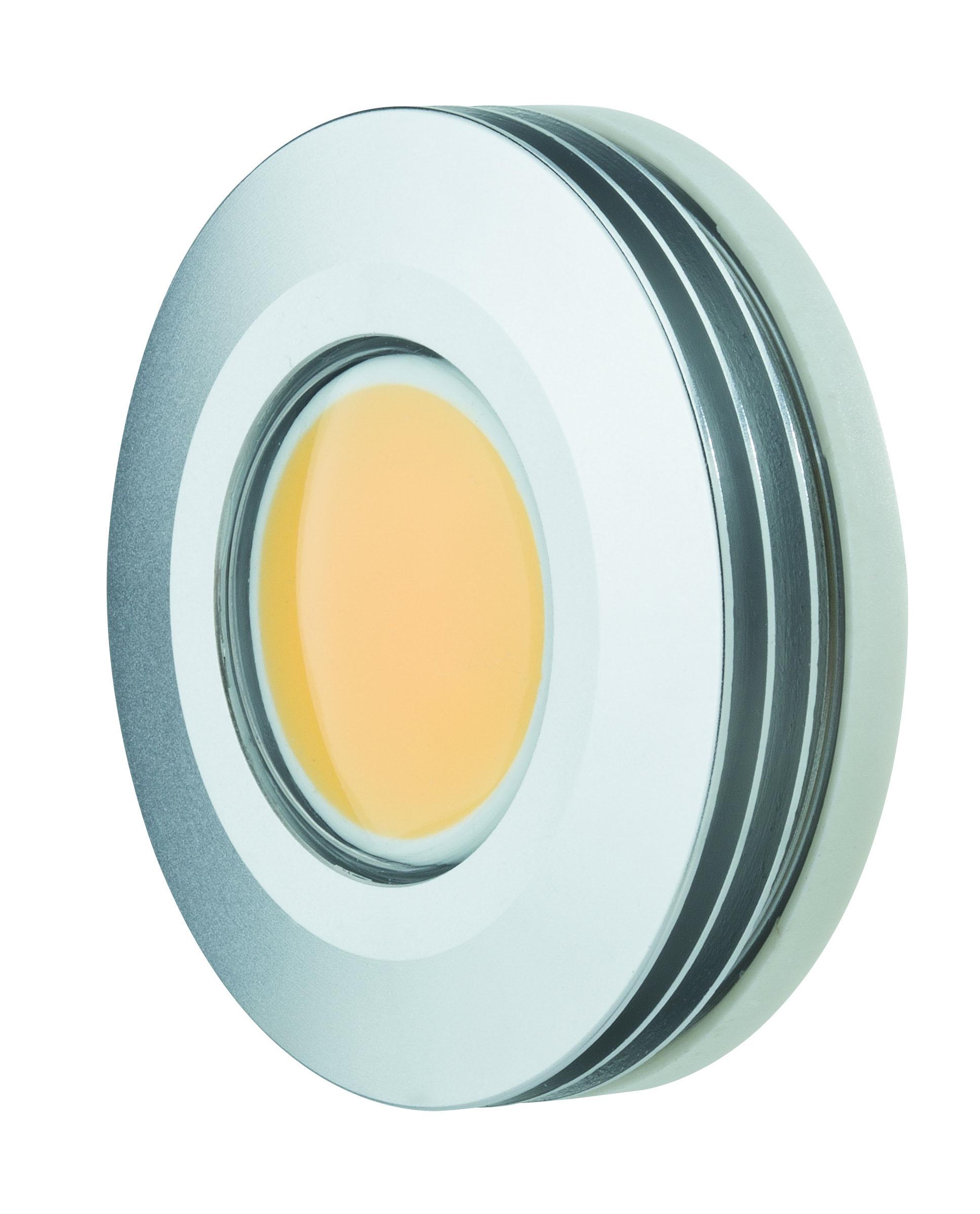 Paulmann LED Disc 8W GX53 230V teplá bílá 28133