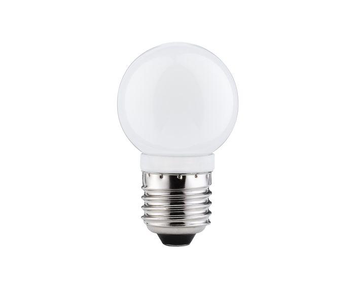 Paulmann LED žárovka 2,5W E27 230V opál 2700K 28176