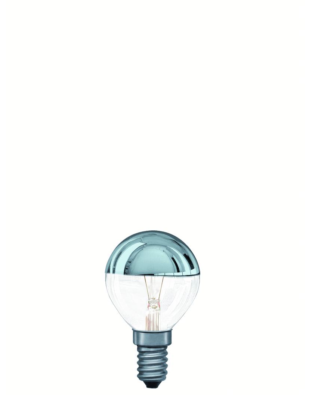 Paulmann Žárovka 40W E14 stříbrná 30040