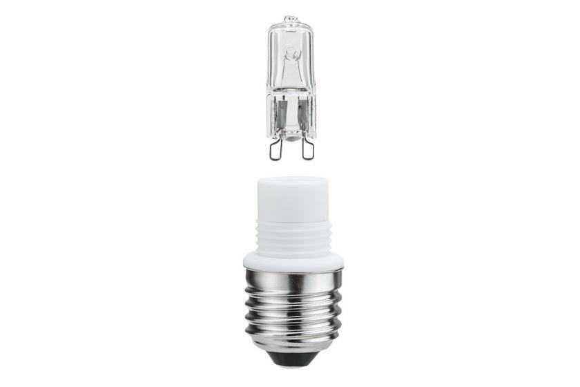 Paulmann Halogenová žárovka 70W E27 230W čirá 54926