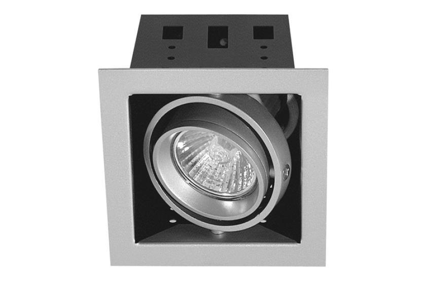 Paulmann Zápustné svítidlo Premium Set Cardano titan (P 75301)
