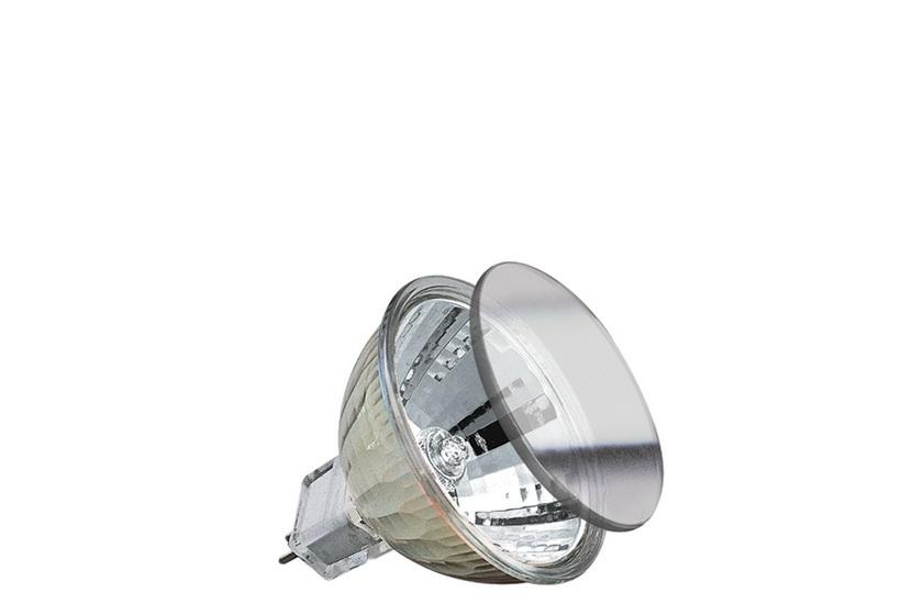 Paulmann Halogenová dichroická žárovka 20W GU5,3 12V stříbrná 83332