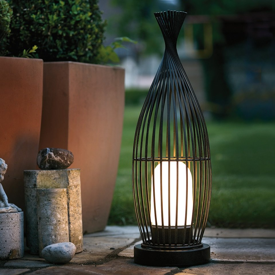 Venkovní lampa/sloupek EGLO 89326 (LORENA 1)