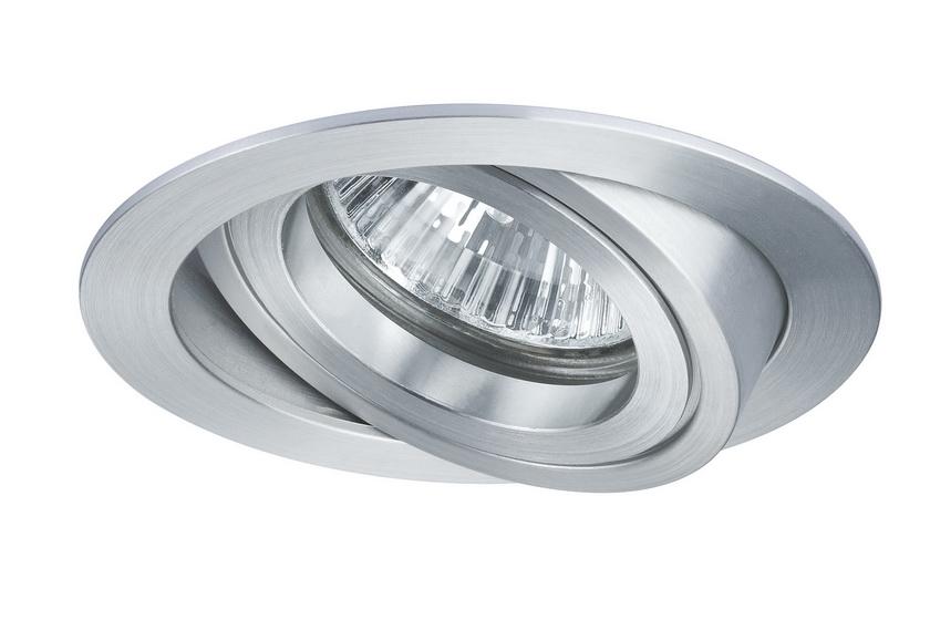 Paulmann Zápustné svítidlo Premium Set hliník kulatý výklopné (P 92522)