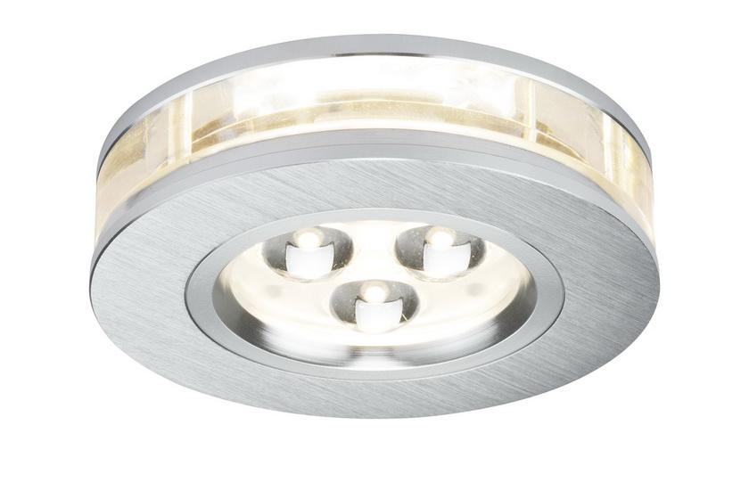 Paulmann Zápustné svítidlo Premium Line LED Liro 92541 – set 3ks