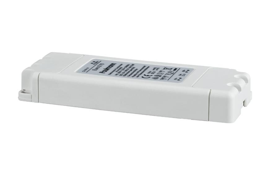 Paulmann VDE Euro Flat elektronický transformátor bí (P 97781)