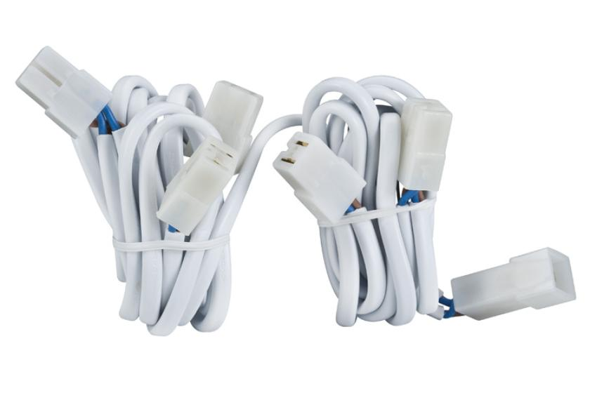 Paulmann Propojovací kabely pro 5 zápustných svítidel, spojky, bílá (P 97975)