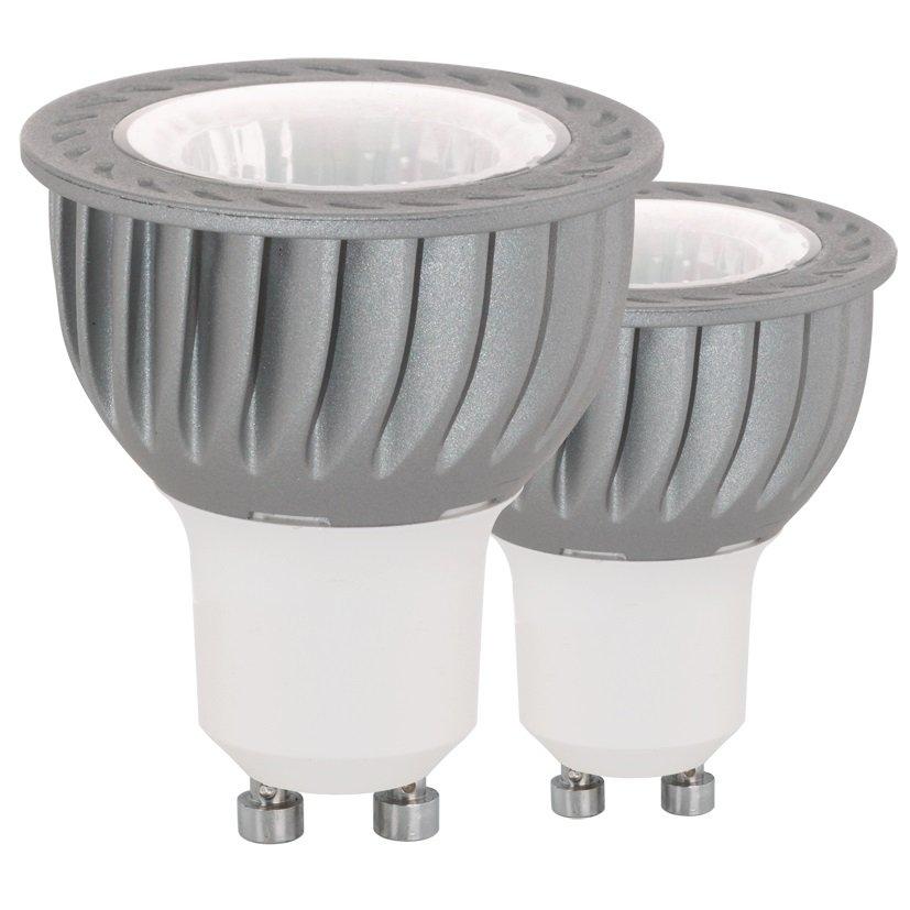 EGLO LED žárovka GU10 5W 4000K sada 2ks 11451 EG_11451