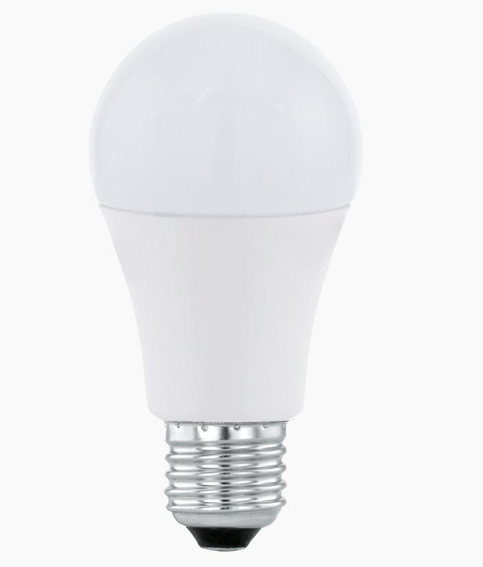 EGLO LED žárovka E27-LED-A60 10W 3000K 11477 EG_11477