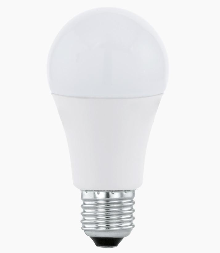 EGLO LED žárovka E27-LED-A60 12W 000K 11482 EG_11482