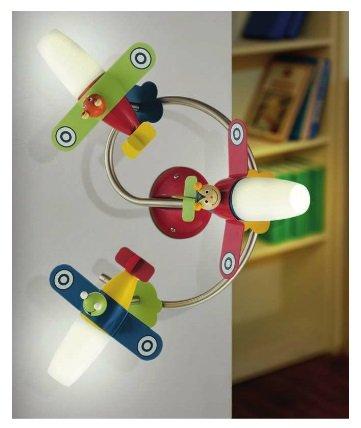 EGLO Dětské LED svítidlo 93187