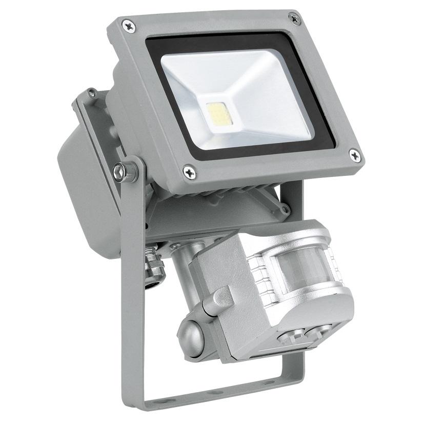 EGLO Venkovní LED reflektor s pohybovým senzorem 93476, Eglo