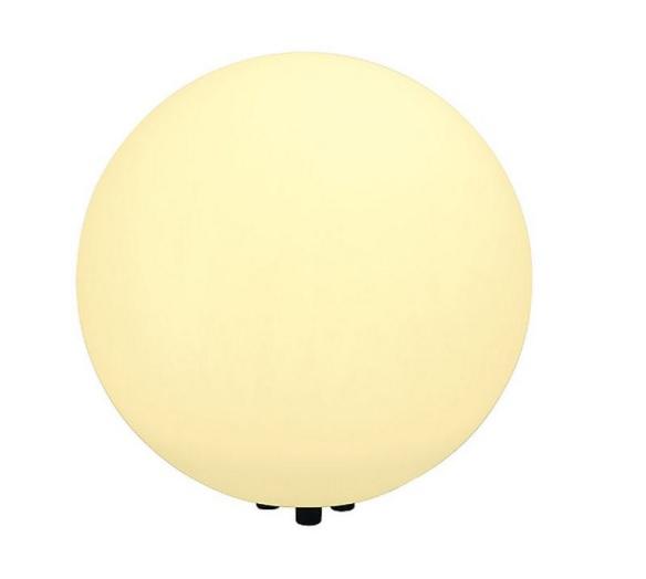 BIG WHITE Venkovní světlo kulaté Rotoball Floor 40 LA_227220
