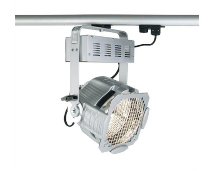 Light Impressions 3-fázový spot Studio PAR II černý 886426 pro kolejnicový systém
