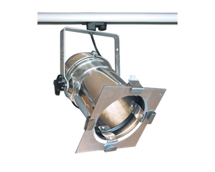 Light Impressions 3-fázový spot PAR 56 chrom 917637 pro kolejnicový systém