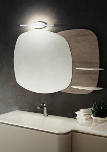 LineaLight Koupelnové LED svítidlo 7915 chromové LL_7915