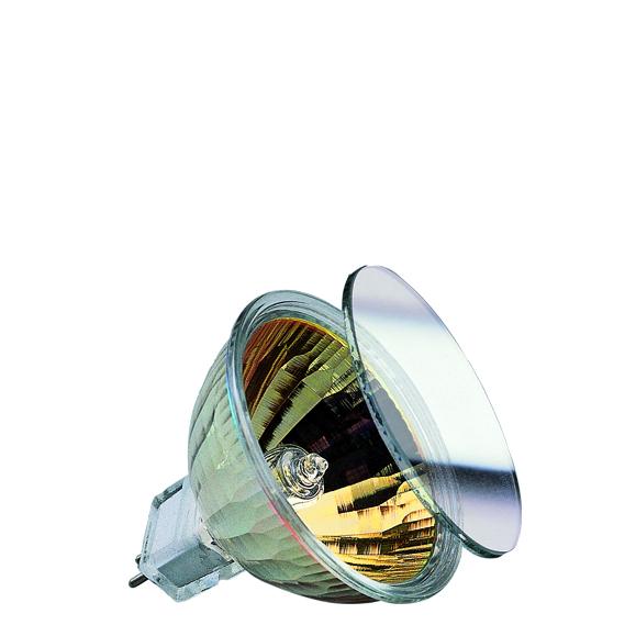 Paulmann Halogenová dichroická žárovka 20W 12V zlatá 83325