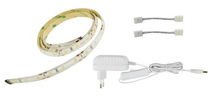 Profilite Sada LED pásku 200cm a příslušenství PL-2128-B