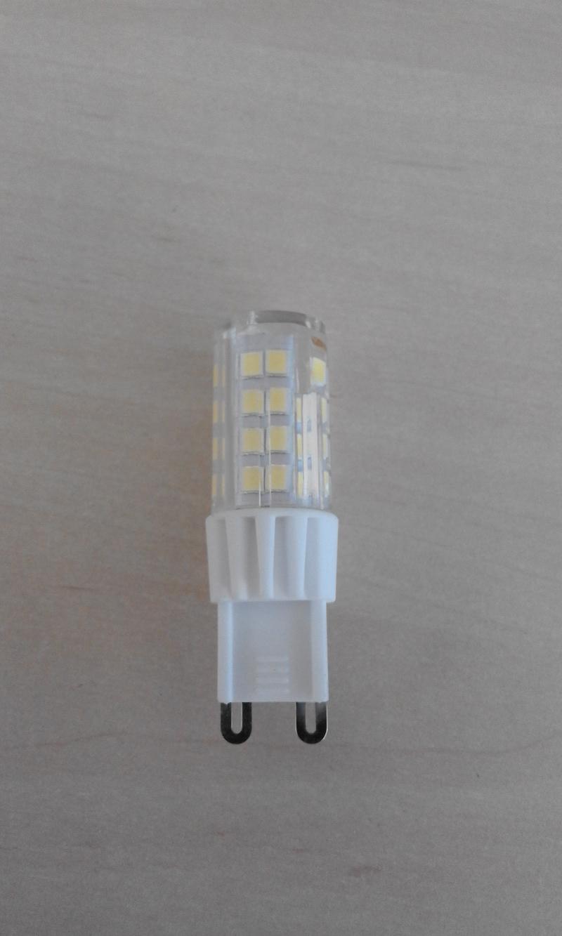 P.R.C. LED žárovka G9 5W 51389 L51389