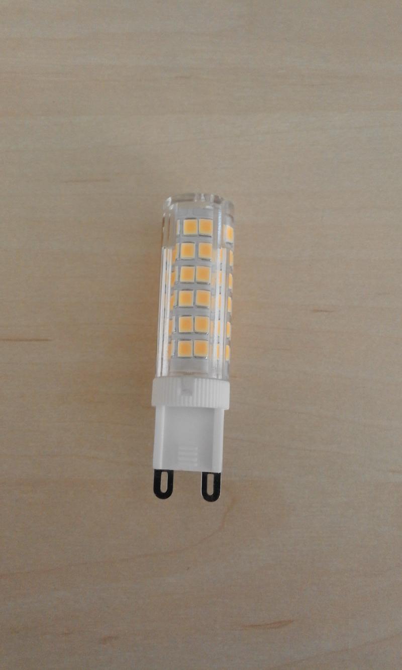P.R.C. LED žárovka G9 6W 61389 L61389