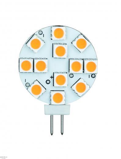 Paulmann LED žárovka hřejivá bílá 2700K 28275