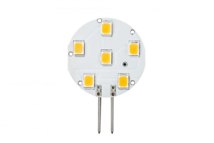 Paulmann LED žárovka hřejivá bílá 2700K 28287