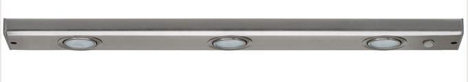 Paulmann Function Flatline svítidlo pod kuchyňskou linku kartáč. (P 98494)