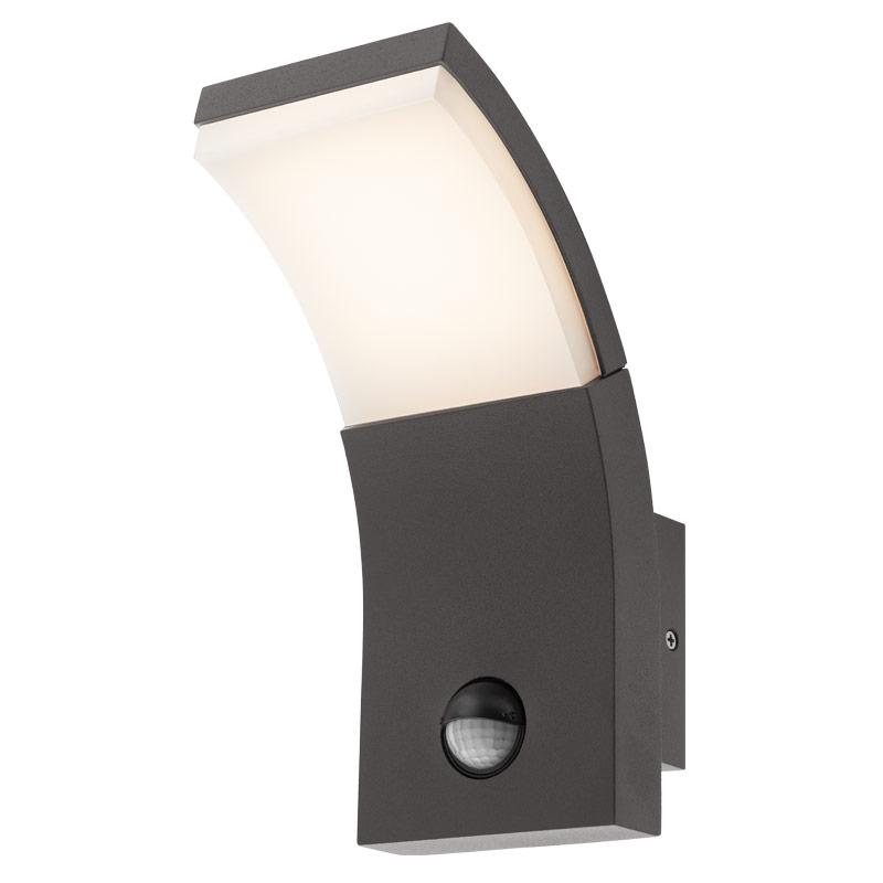 Redo Group Venkovní nástěnné svítidlo se senzorem 9714