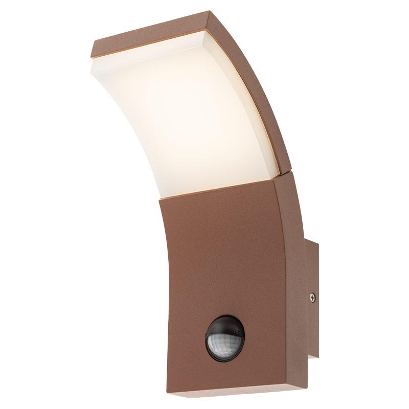Redo Group Venkovní nástěnné svítidlo se senzorem 9715