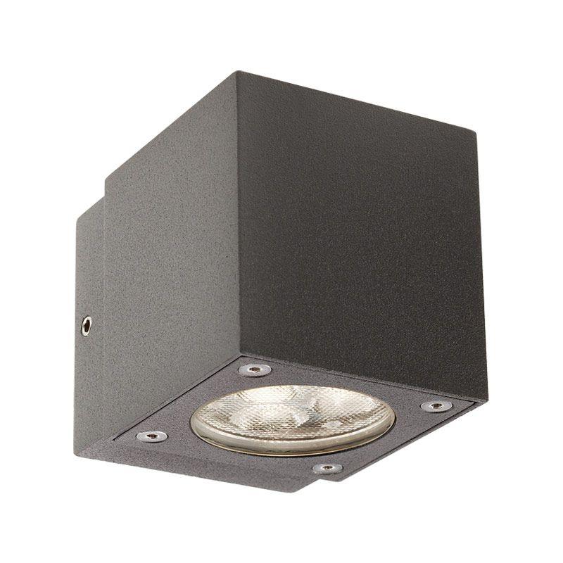 Redo Group Venkovní nástěnné LED světlo MiniBox 9913