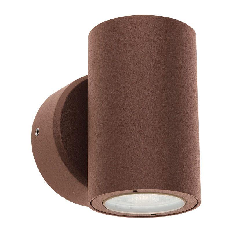 Redo Group Venkovní nástěnné LED světlo MiniRound 9922