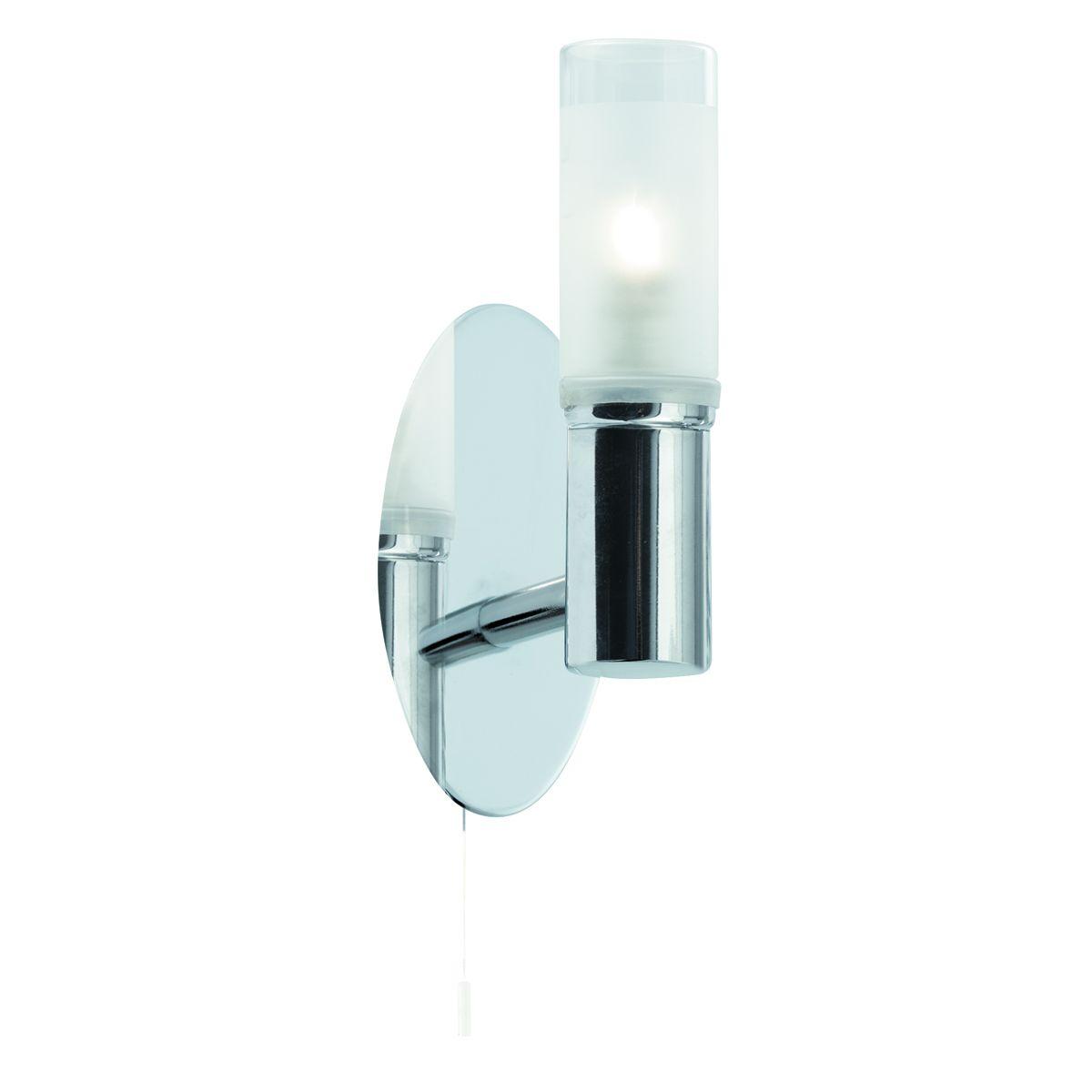 Searchlight Koupelnové světlo nástěnné 1651CC s vypínačem