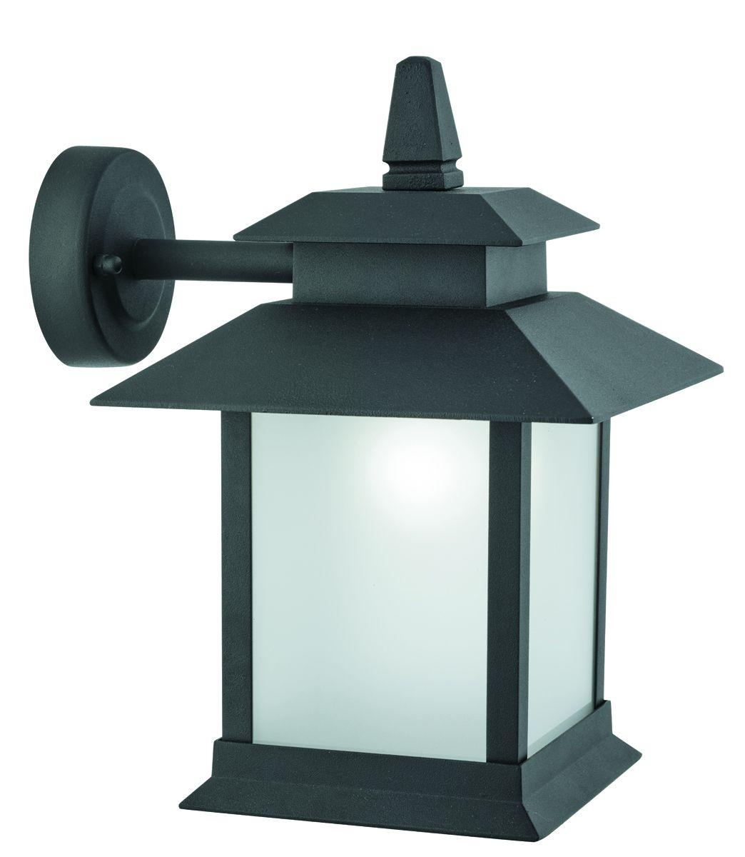 Searchlight Venkovní svítidlo nástěnné 3315-1BK