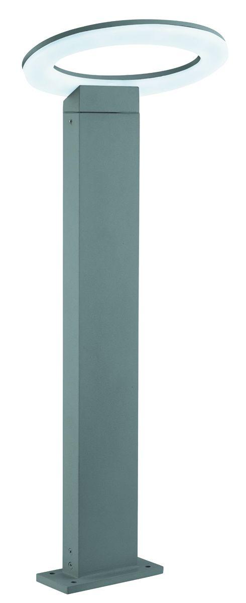 Searchlight Zahradní sloupek LED 3558-600GY tmavě šedý