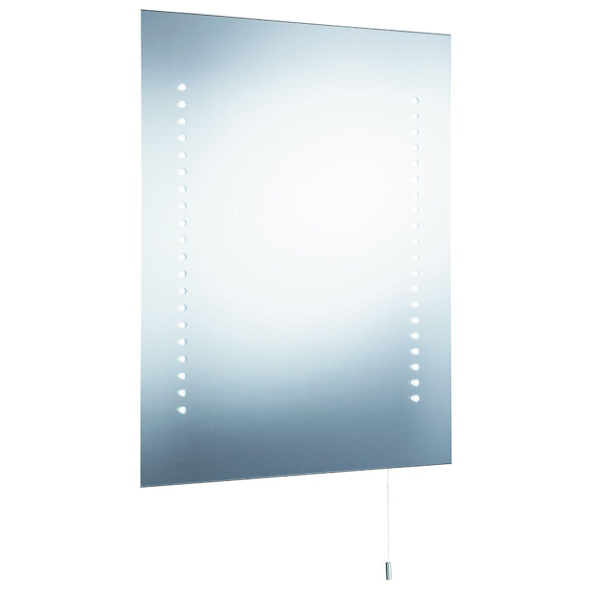 Searchlight Osvětlené LED zrcadlo 9305 s vypínačem