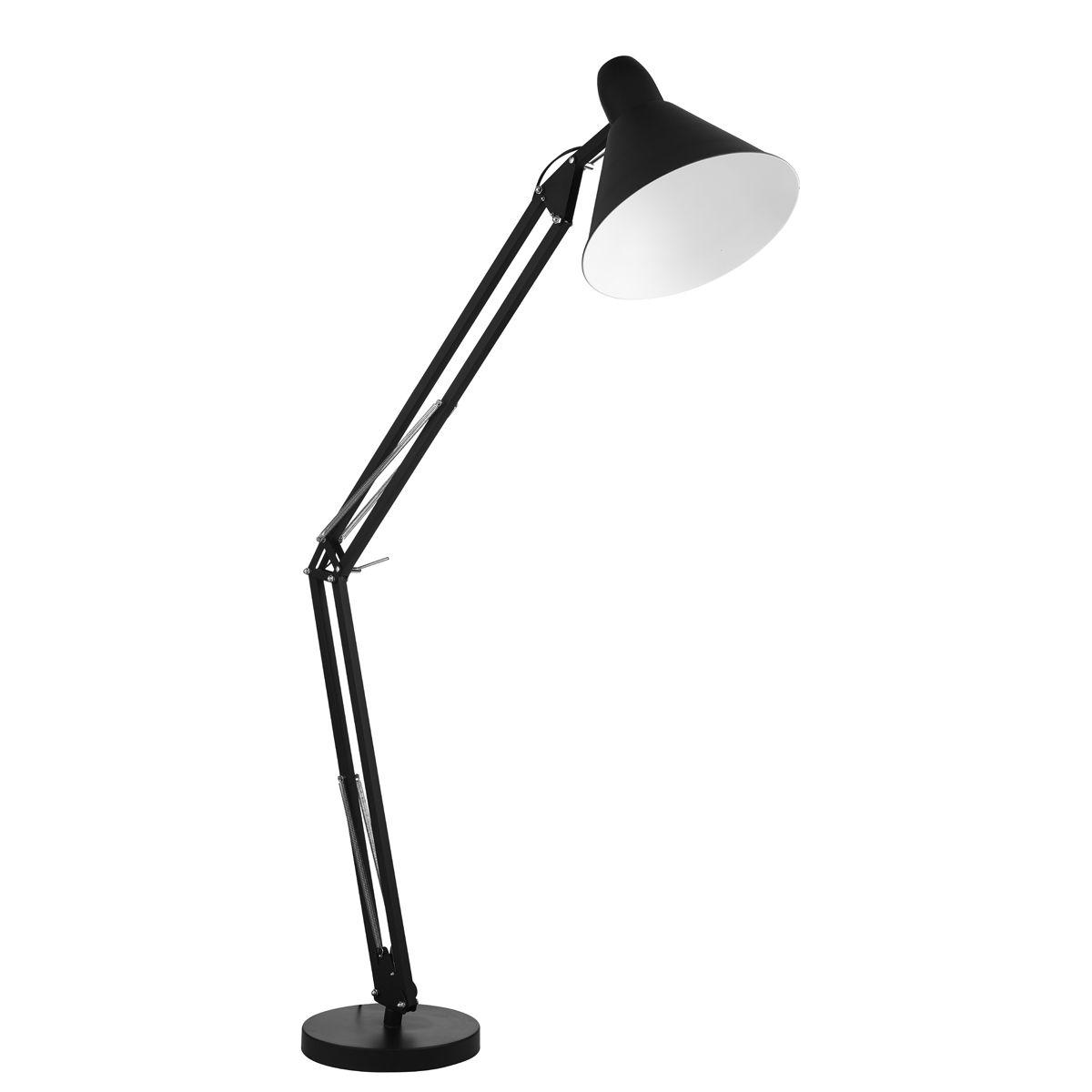 Searchlight Stojací lampa EU7073BK černá