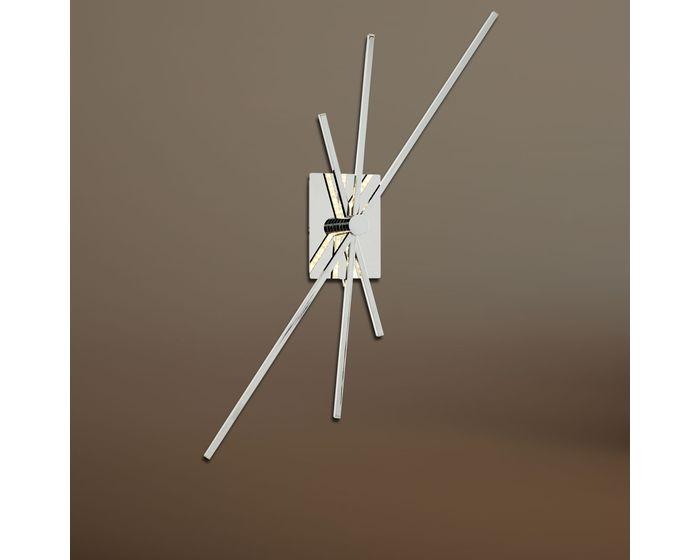 Wofi Nástěnné svítidlo ORBIT 3x LED 3 W chrom 4946.03.01.0000