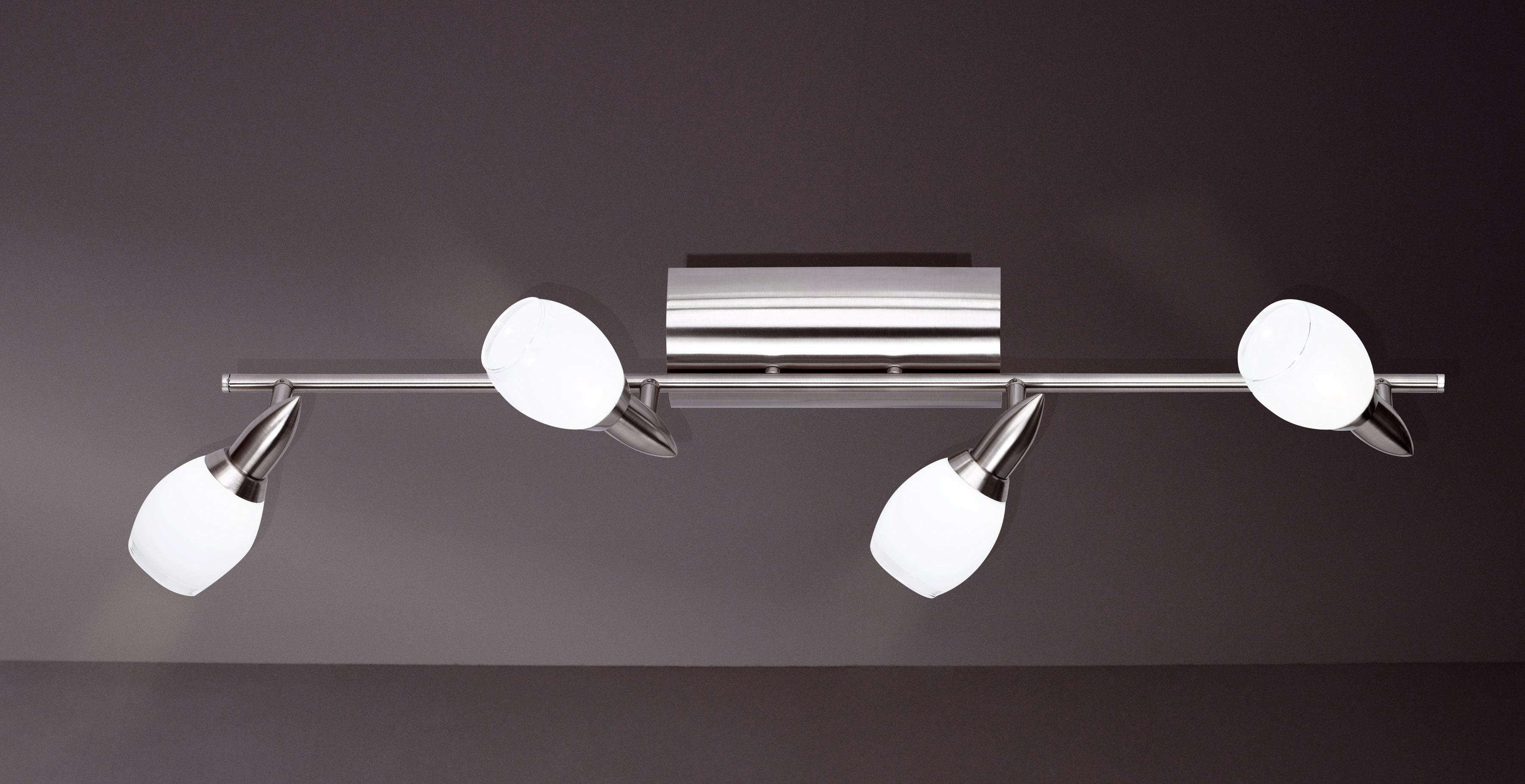 Wofi Spotové svítidlo MAURO 4x LED 5 W matný nikl WO 7301.04.64.0000