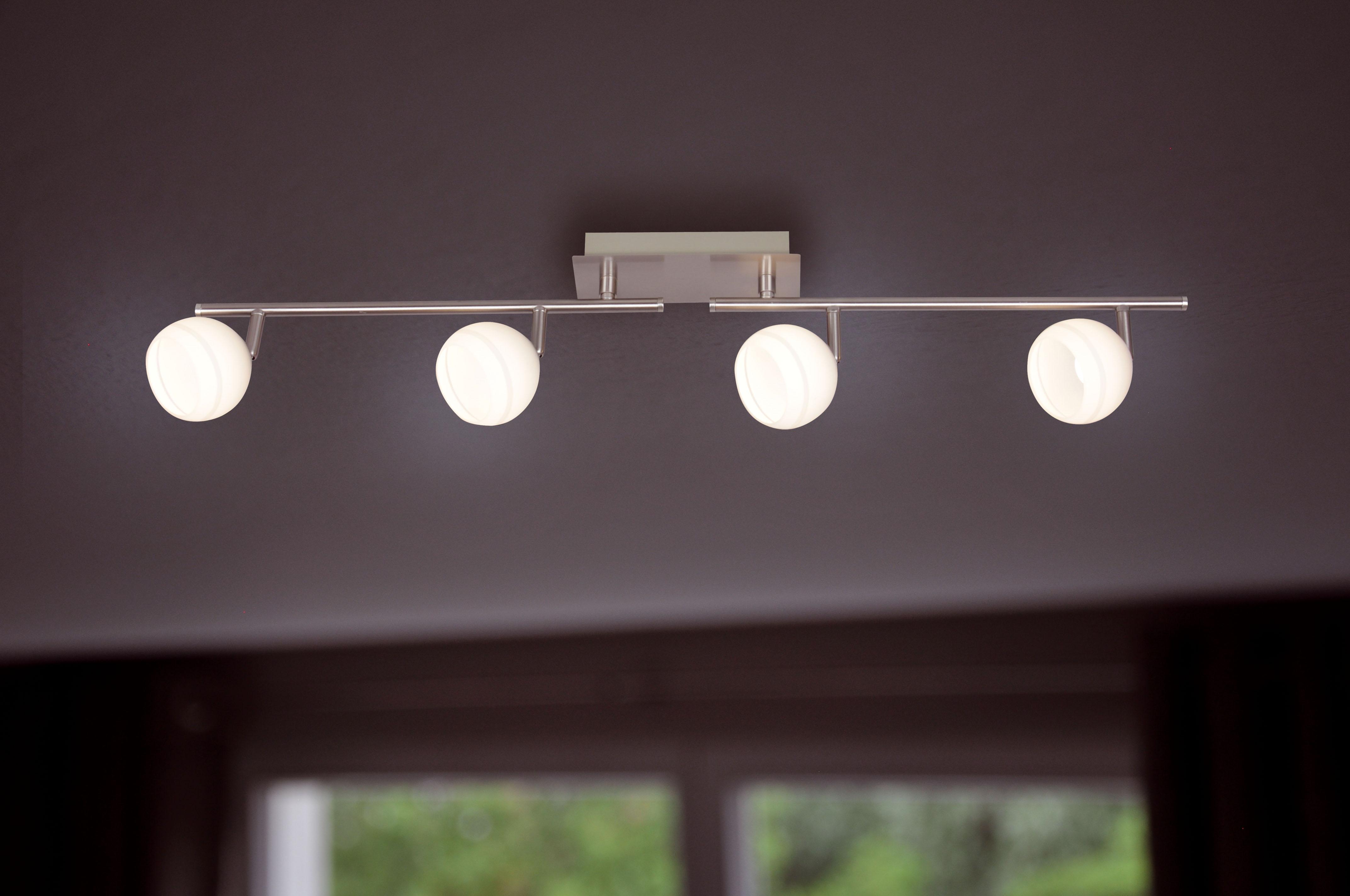 Wofi Spotové svítidlo CARA 4x LED 5 W matný nikl WO 7535.04.64.0000
