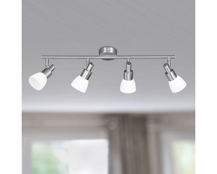 Wofi Spotové svítidlo EVE 4x LED 5 W matný nikl 9361.04.64.0000
