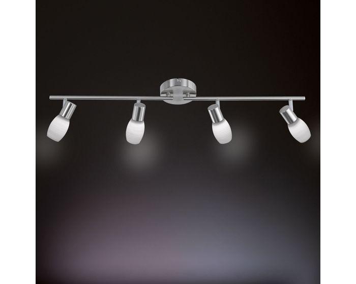 Wofi Spotové svítidlo COLO 4x LED 5 W matný nikl 9377.04.64.0000