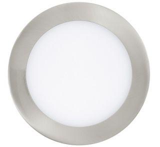 Zápustné LED svítidlo FUEVA1 31671 teplá bílá pr.170mm
