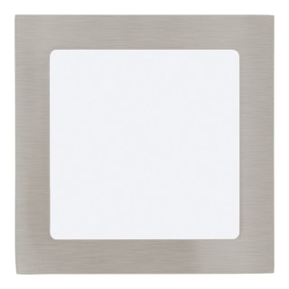 Zápustné LED svítidlo FUEVA1 31673 teplá bílá 170x170mm