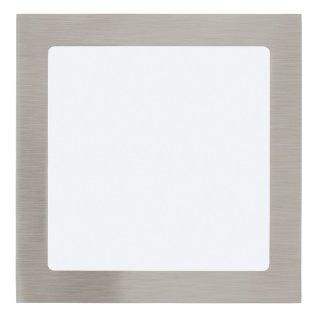 Zápustné LED svítidlo FUEVA1 31677 teplá bílá 225x225mm